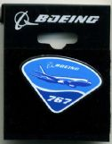 Boeing 767 Triangle Pin